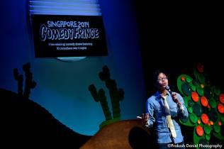 2014 Comedy Fringe SG