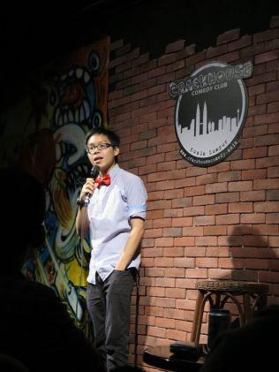 2014 Crackhouse Comedy Club